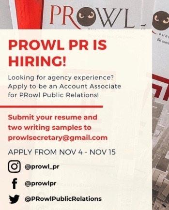 PRowl is Hiring!